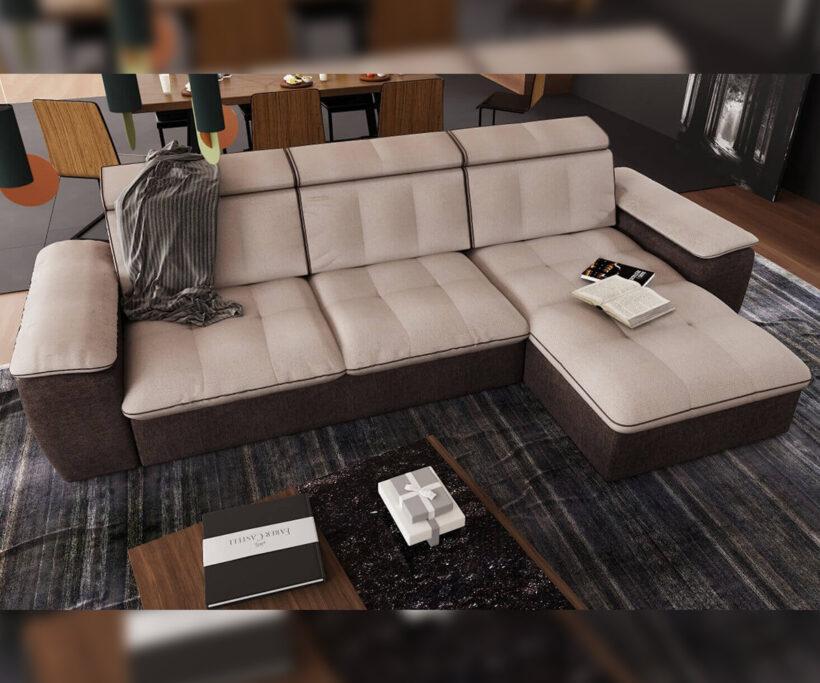 размери на диван